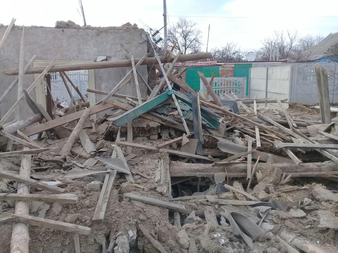 Новости Днепра про Взрыв под Днепром уничтожил жилой дом: есть пострадавшие