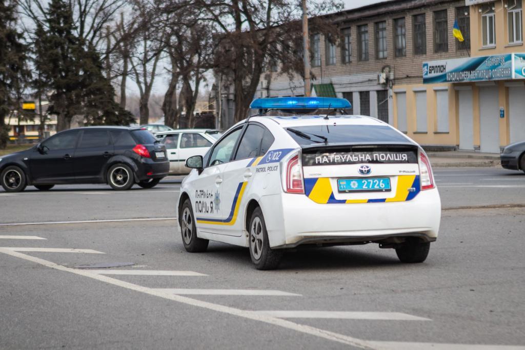 Новости Днепра про Днепровская маршрутка сбила девушку