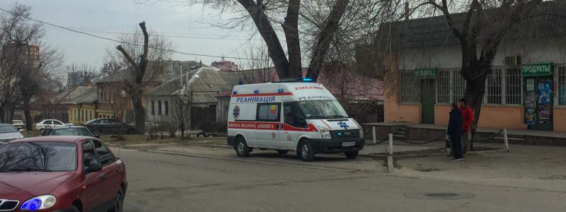 Новости Днепра про Сбили девушку: водитель авто скрылся