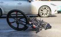 ДТП в центре: сбили велосипедиста