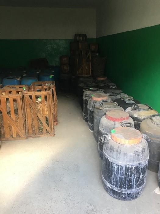 Новости Днепра про Изъяты тонны реагентов: в Днепре раскрыта наркогруппировка