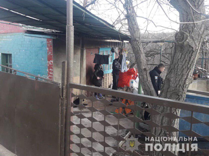 Новости Днепра про В Днепре пытались зарезать полицейского