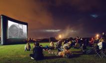В Днепре появился новый кинотеатр под открытым небом для всех желающих