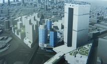 «Брама» и третья башня «Мост-сити»: как может измениться центр Днепра