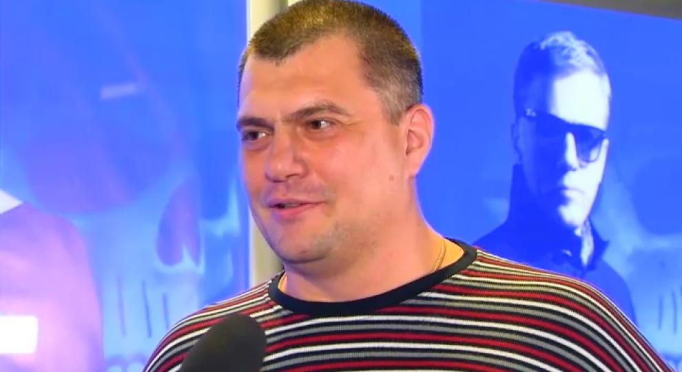 """Еще один актер """"квартала 95"""" идет в политику. Новости Украины"""