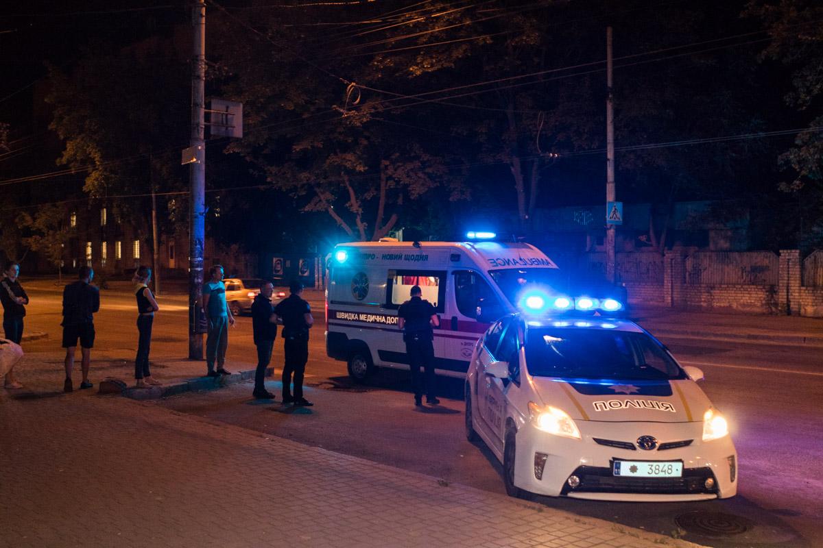 Сбил ребенка и сбежал: копы разыскивают таксиста на Daewoo. Новости Днепра