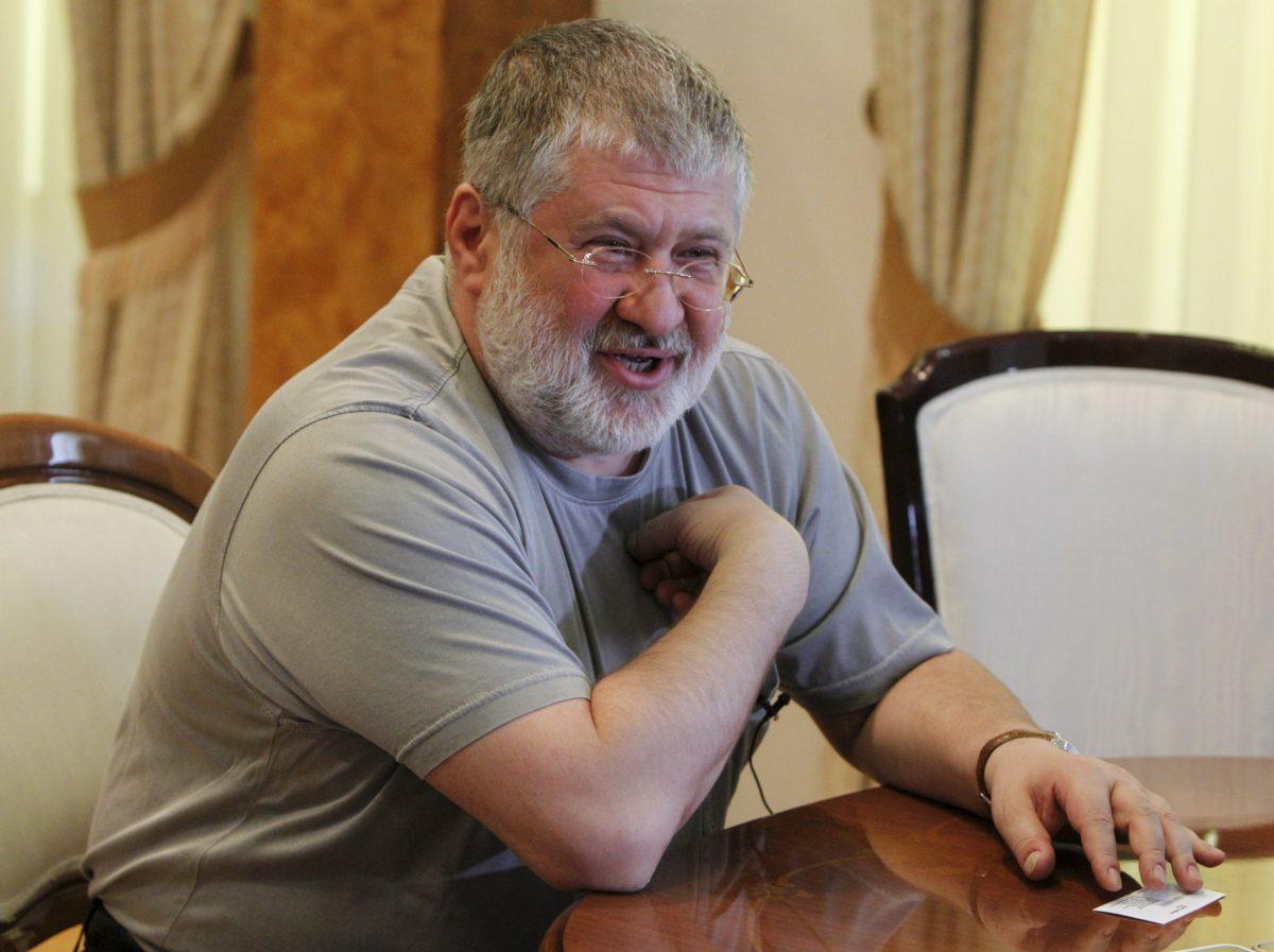 Коломойский советует объявить дефолт в Украине. Новости Украины
