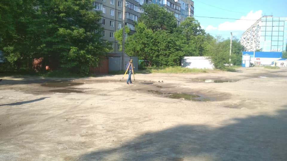 В городе появится новый сквер. Новости Днепра