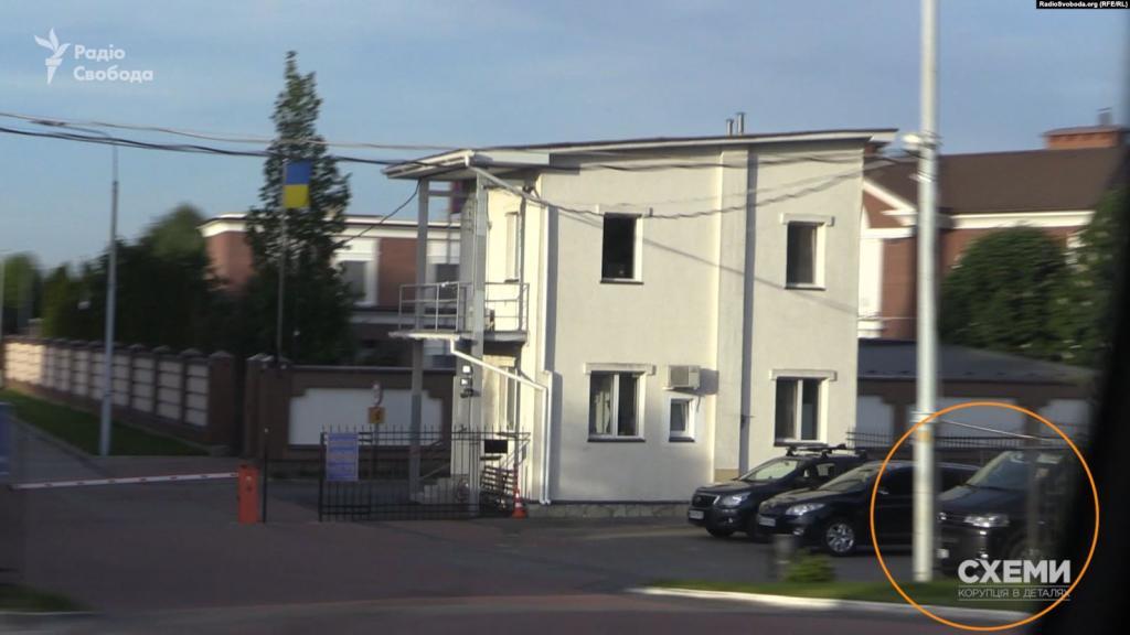 Авто Коломойского заметили возле дома Тимошенко. Новости Украины