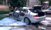 Взорвали авто чемпиона мира по кикбоксингу