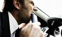 В Днепре за 1 поездку на авто водитель получил сразу 5 наказаний