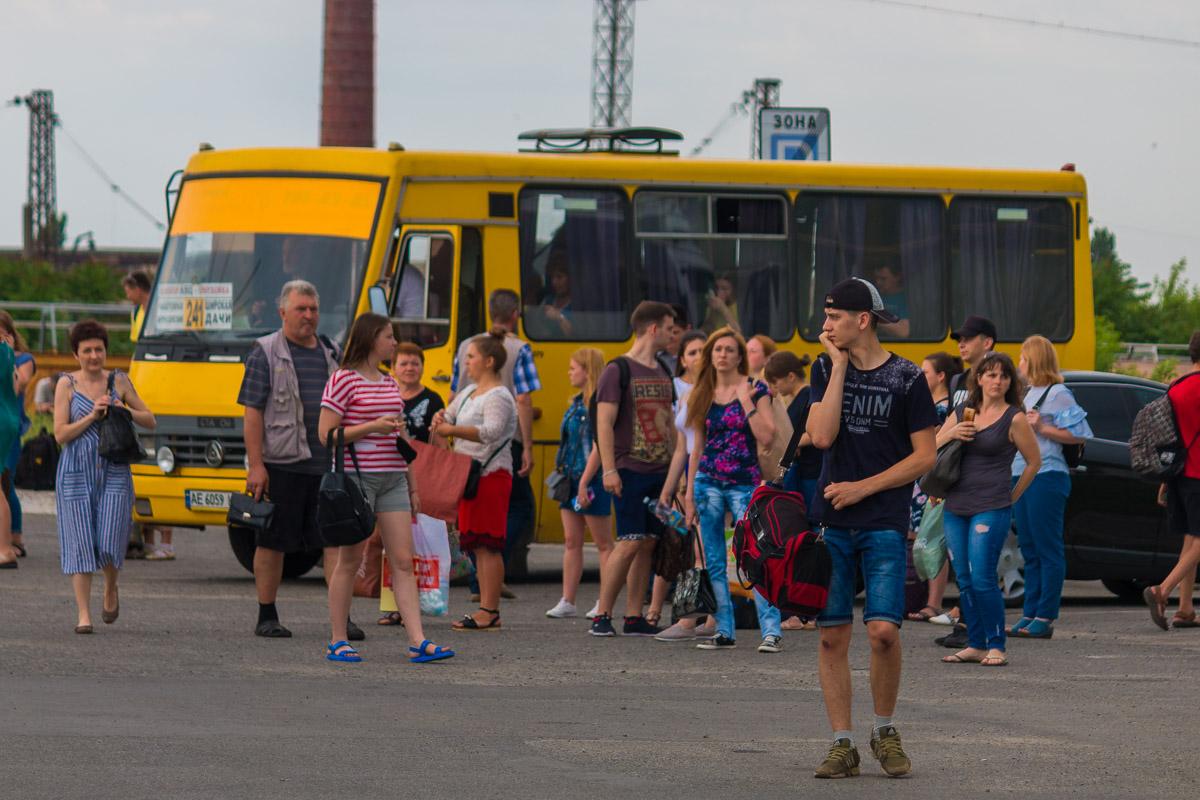 В Днепре новая волна эвакуация. Новости Днепра