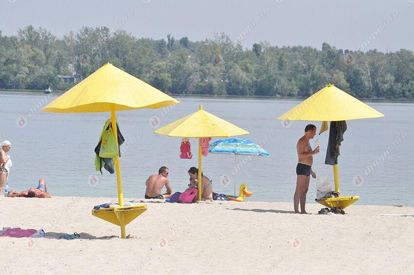 В Днепре готовятся к пляжному сезону. Новости Днепра
