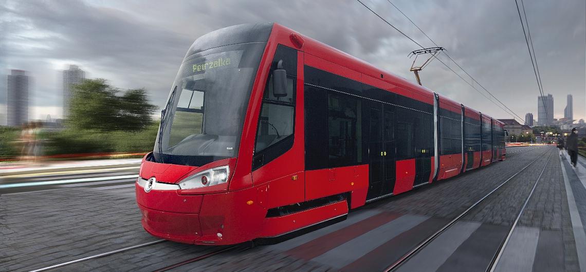 Филатов отправился в Чехию договариваться за новые трамваи. Новости Днепра.