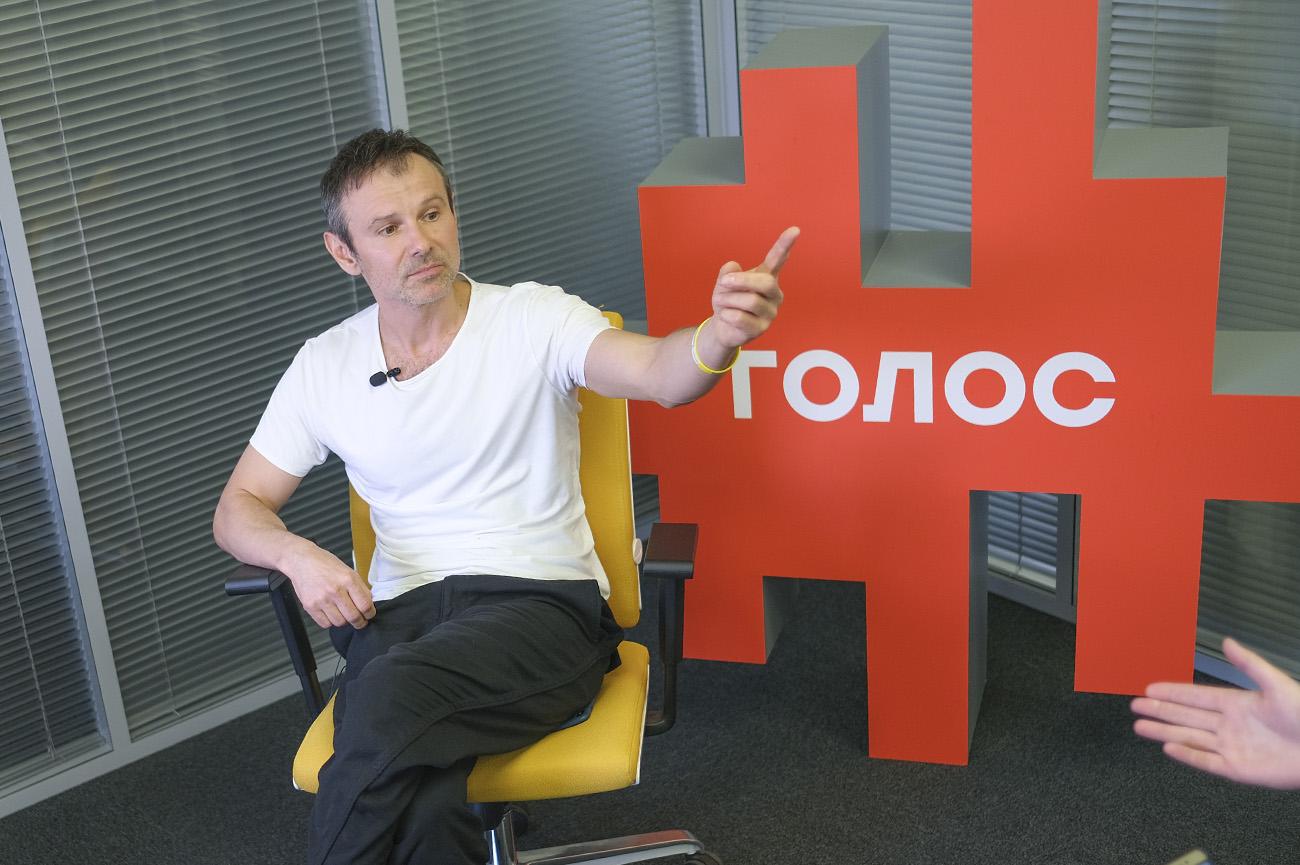 Большое интервью Святослава Вакарчука. Новости Украины