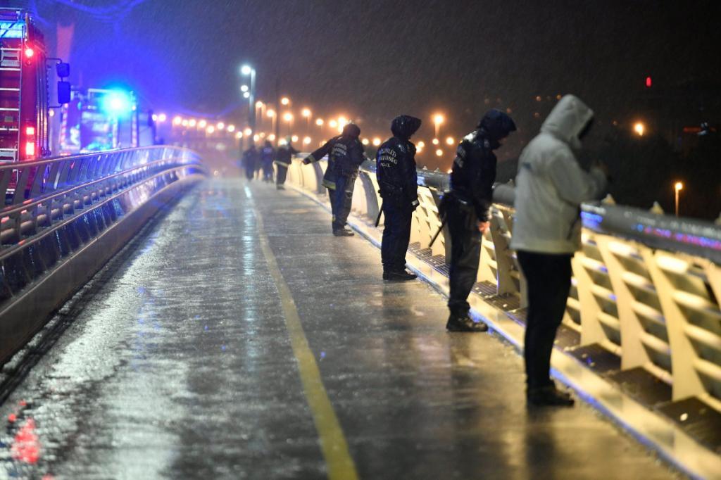 В столкновении кораблей в Венгрии погибли люди, арестован украинец. Новости Украины