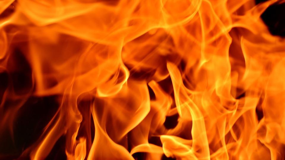 Случился пожар в общежитии: внутри был ребенок. Новости Днепра