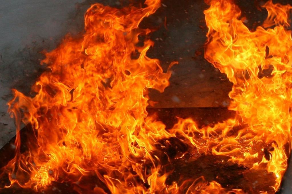 В Днепре и области объявлено о пожарной опасности. Новости Днепра