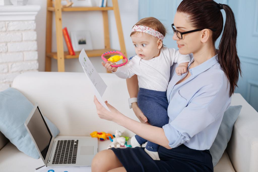 Какие условия для работников с детьми: что хотят сотрудники. Новости Украины
