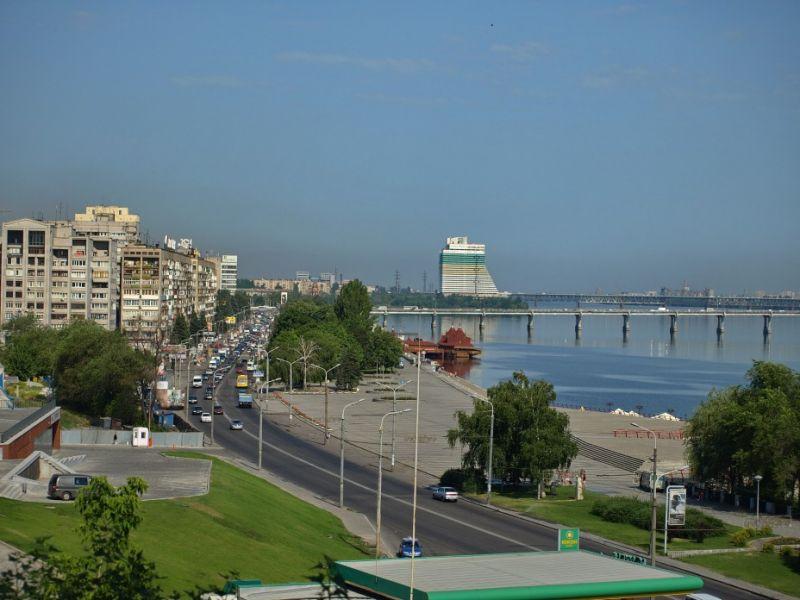 В Днепре на выходные перекроют центр города. Новости Днепра
