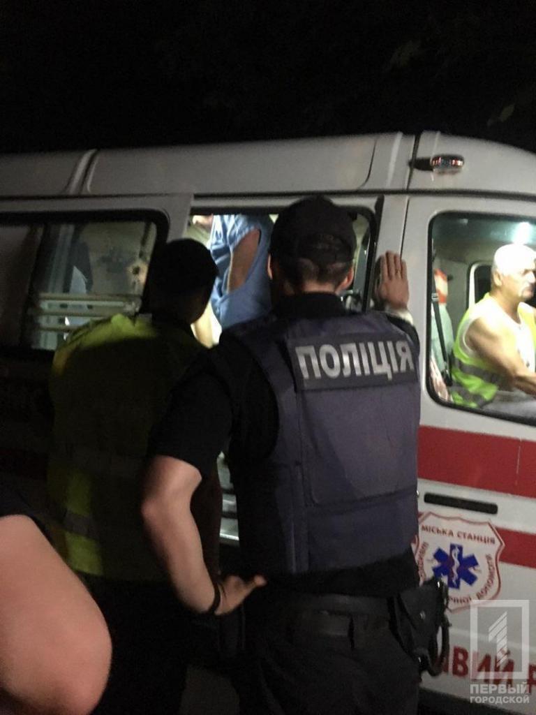 На Днепропетровщине полицейские спасли мужчину от суицида. Новости Днепра