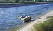 Трагедия: машина слетела в канал, трое погибших, младшему – 5 лет