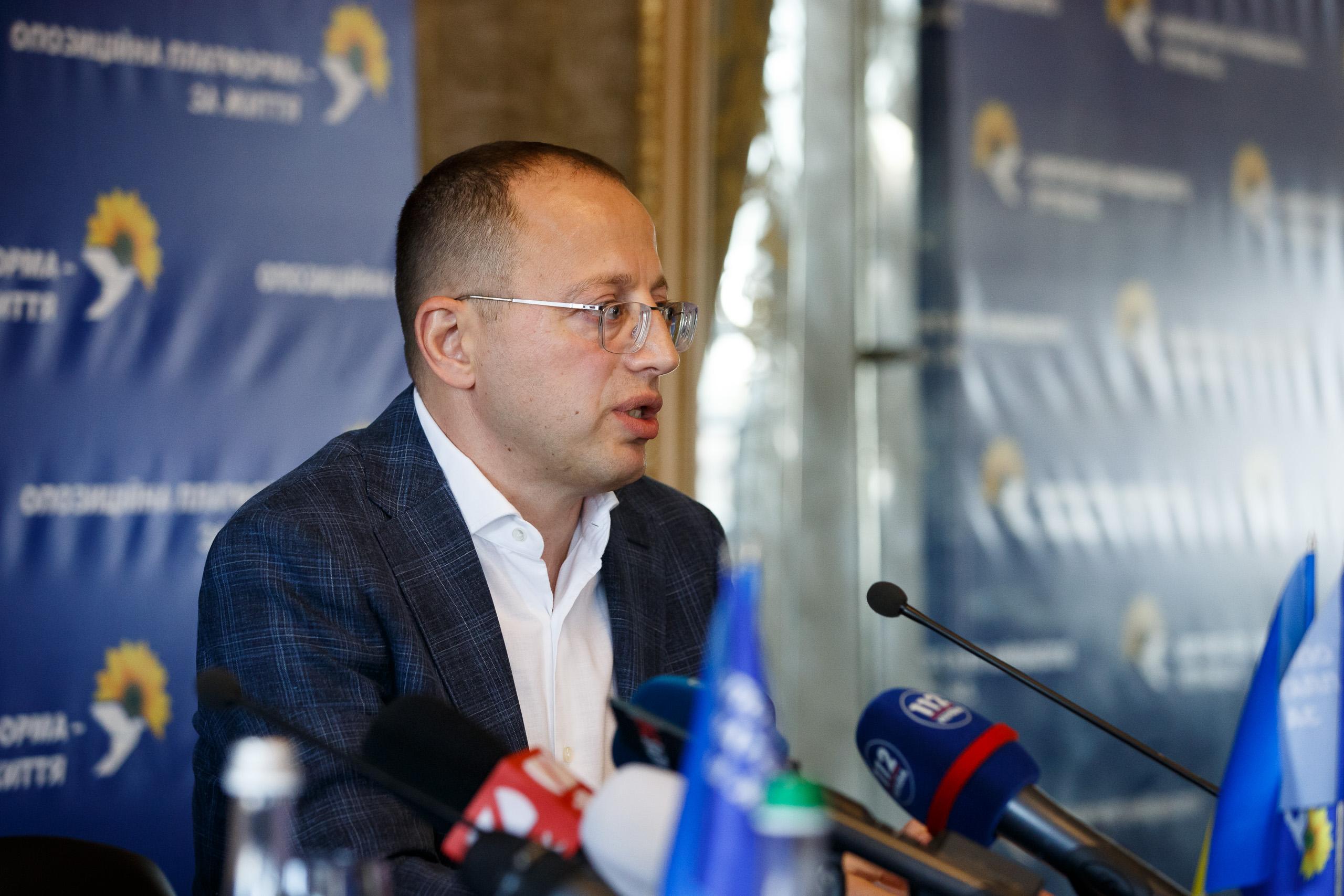 Геннадий Гуфман: «Наши проекты в Днепре направлены на долгосрочные отношения с избирателями». Новости Днепра