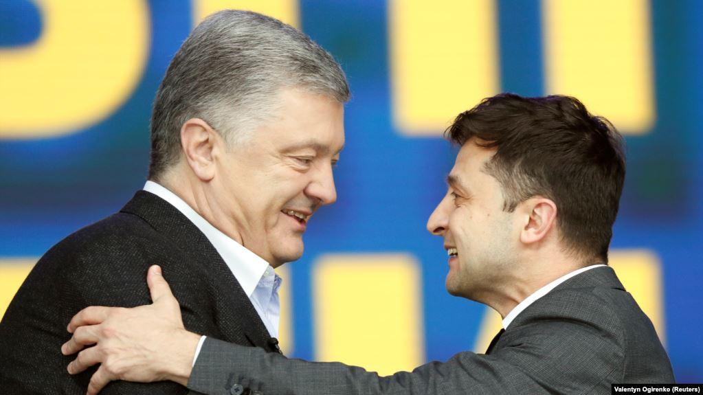 Порошенко хочет объединиться с Зеленский в Верховной Раде нового созыва. Новости Украины