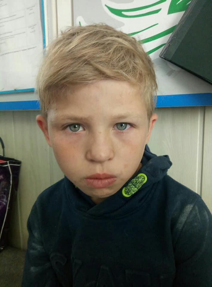 Сбежал из психбольницы: в Днепре разыскивали ребенка. Новости Днепра