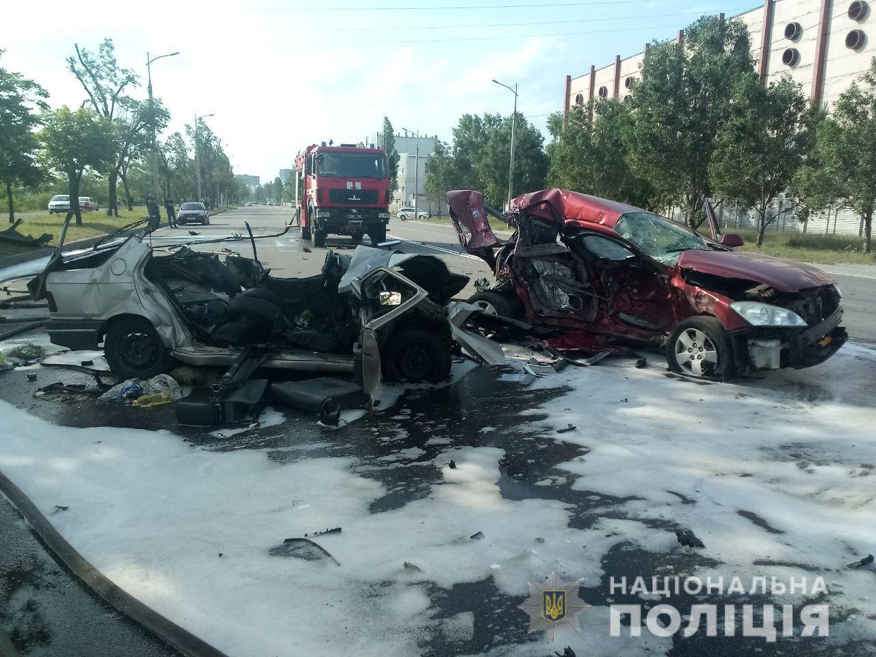 Жуткое ДТП в Днепре: подозреваемого арестовали. Новости Днепра