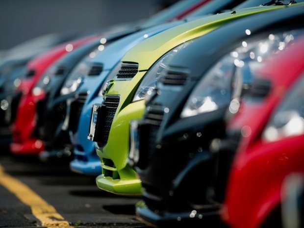 Украинский рынок подержанных автомобилей вырос более, чем в 5 раз