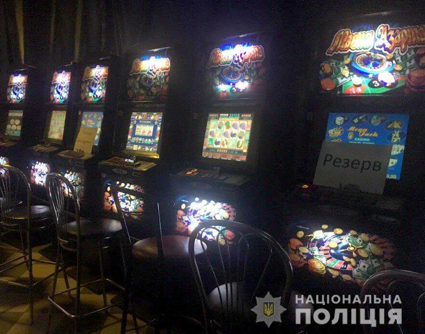 Ігрові автомати майл ру