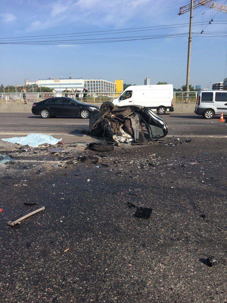 Смертельное ДТП: четверо погибли и трое пострадали. Новости Украины