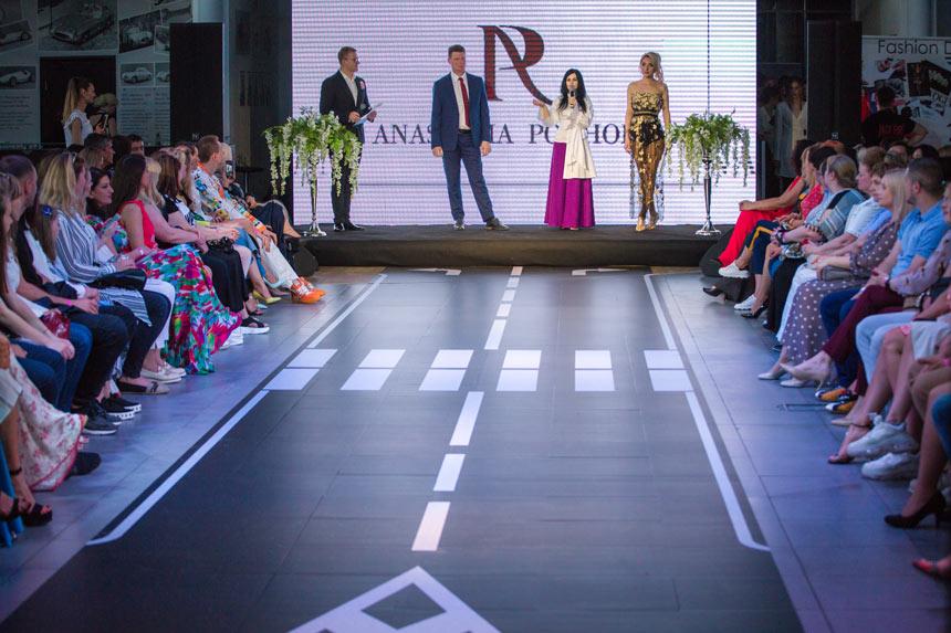 Fashion event Dnepr «Dream Reality» поразил публику Днепра. Новости Днепра