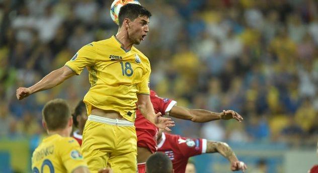 Победа футбольной сборной Украины над Люксембургом. Новости Украины