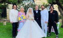 Роскошные платья и звездные гости: как прошла свадьба Алины Гросу