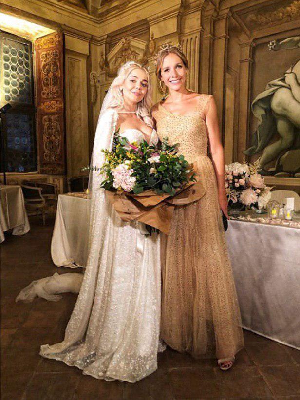 Свадьба Алины Гросу в Италии: фотоотчет с пышного торжества. Новости Украины