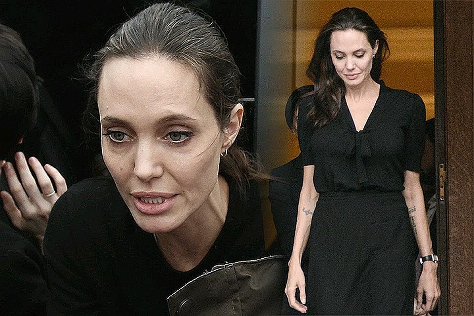 Жизнь в опасности: Анджелина Джоли попала в больницу. Новости мира