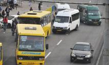 Днепряне требуют запретить повышение цен на проезд в маршрутках
