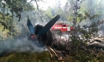 Крушение самолета: что известно о происшествии