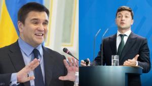 Зеленский разгневался на Климкина. Новости Украины