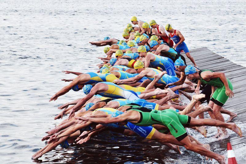 В Днепре пройдет «Dnipro Triathlon Fest». Новости Днепра