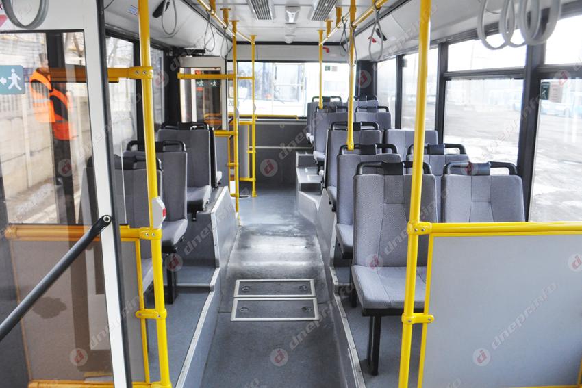 Работает только до вечера: изменения в электротранспорте Днепра. Новости Днепра