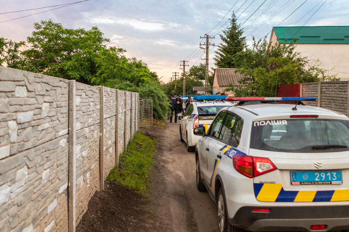 Женщина обнаружила тело сожителя. Новости Днепра