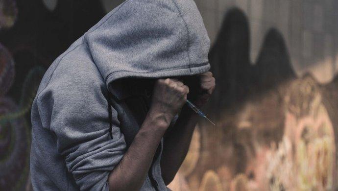 В Днепре «закладчика» помогли поймать небезразличные жители, которые заметили его «на горячем». Новости Днепра