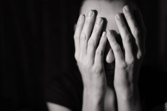 Женщину облило серной кислотой. Новости Днепра