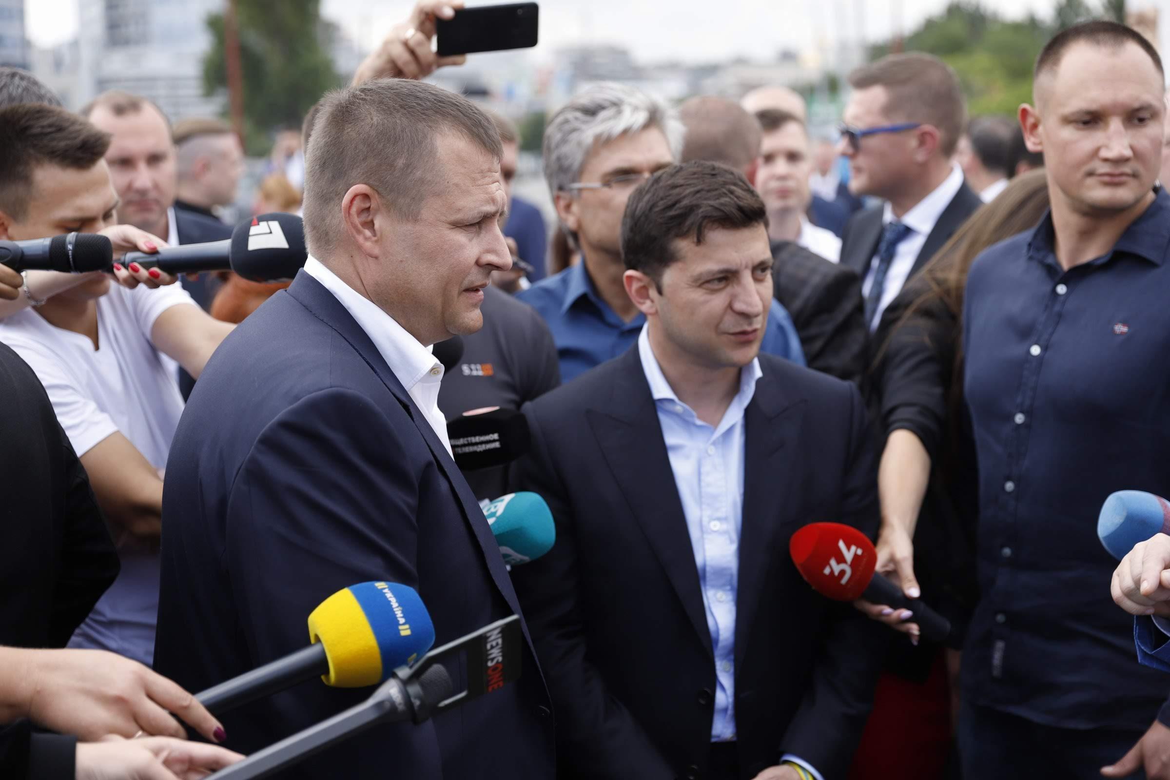 Новости Днепра про Пари Филатова и Зеленского