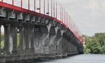 Новый мост полностью перекрывают на 2 месяца: реакция днепрян