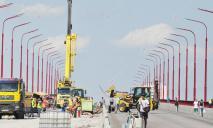 Первый день перекрытия Нового моста: работы и ловушки для пешеходов