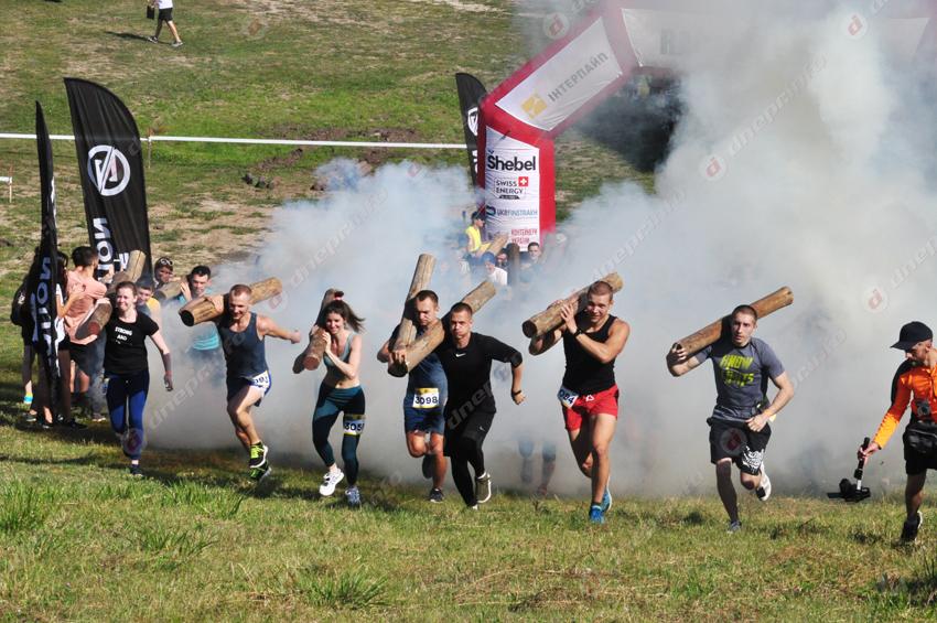 В Днепре состоялся забег «Race Nation». Новости Днепра